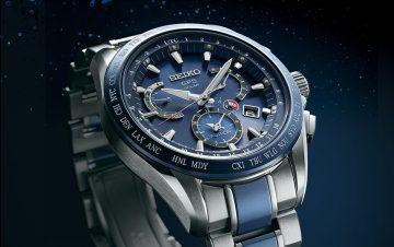 持續創新、全新機芯、雙時區顯示: SEIKO Astron GPS 太陽能兩地時間腕錶