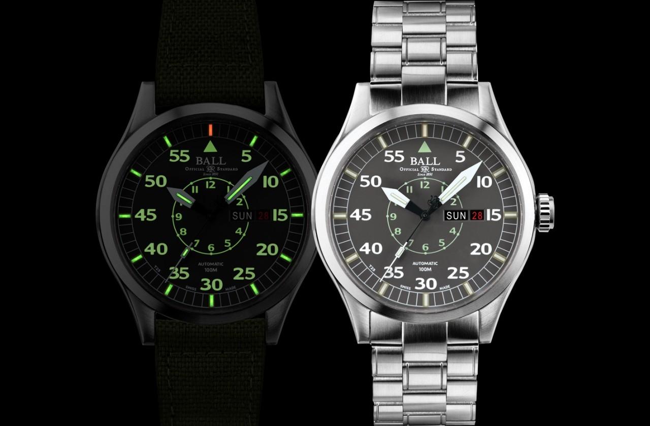 向菁英警務人員致敬:BALL Watch歡慶警察節,規劃優惠專案並推出客製化紀念錶款