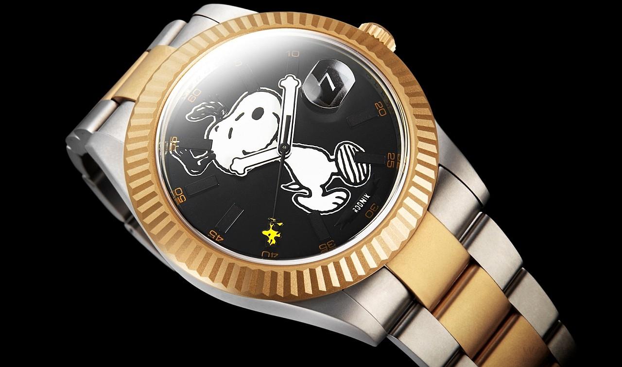 Bamford聯名英國酷玩品牌Rodnik再次推出Snoopy系列