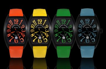 Franck Muller Casablanca腕錶系列新色上市
