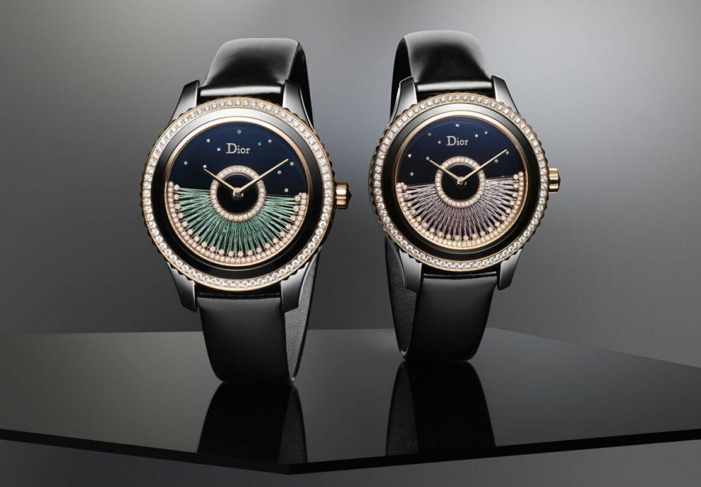 美的結構:Dior VIII Grand Bal系列全新腕錶
