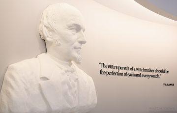 朗格「紀念費爾迪南多•阿道夫•朗格200周年誕辰」展覽,7月4至5日於信義誠品6F展演廳舉辦