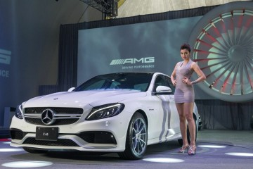 性能成就不容屈就:Mercedes-AMG C 63全新性能猛獸登台