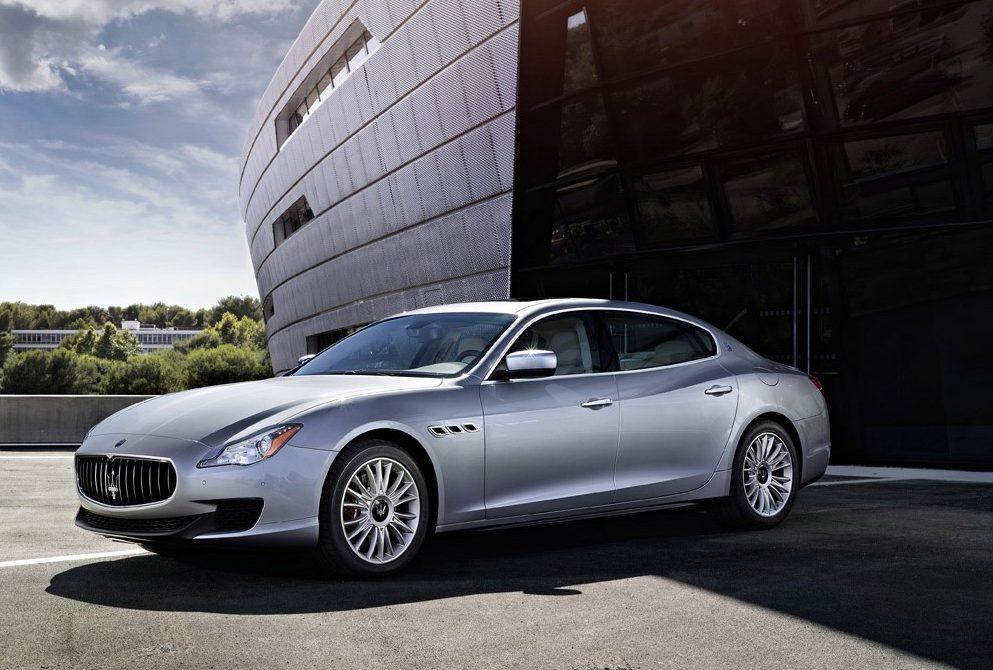 完美定義豪華旗艦:全新Maserati Quattroporte Diesel正式登場