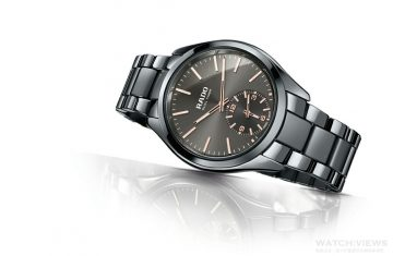 RADO雷達表HyperChrome皓星系列雙時區陶瓷觸控腕錶,再次榮獲澳洲設計Good Design Selection大獎