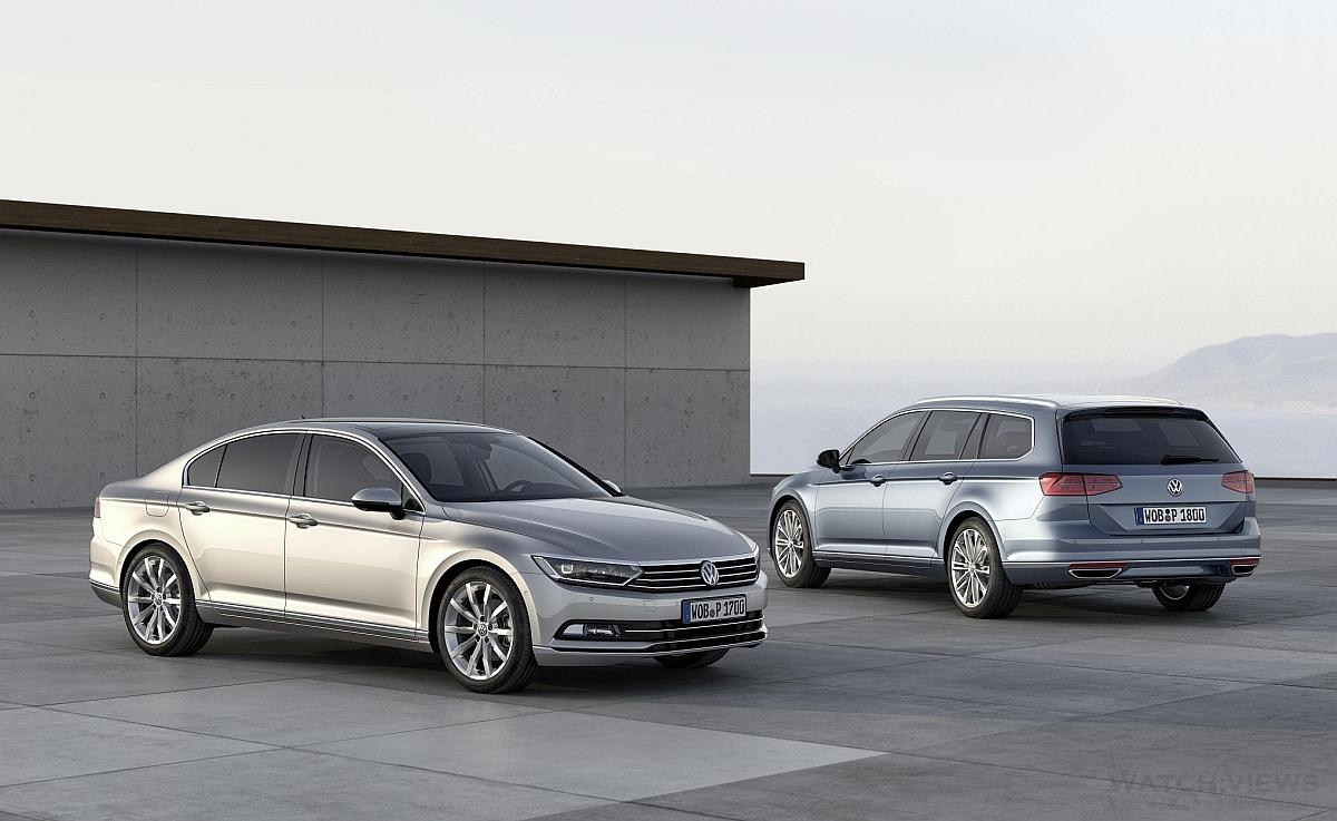 傳承世代經典,德制工藝全面進化:The new Volkswagen Passat 風雲登場