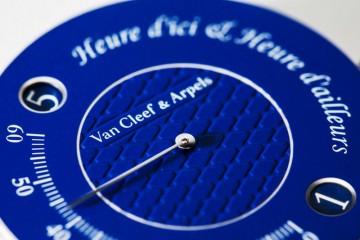 梵克雅寶支持「Only Watch」 獻上Pierre Arpels Heure d'ici & Heure d'ailleurs腕錶