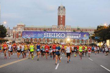 SEIKO Super Runner 城市路跑賽 9月20日萬人開跑