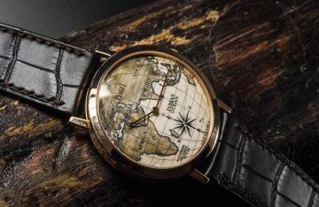 向精雕工藝致敬:伯爵於製錶工藝融入貝雕技術,以Altiplano貝雕腕錶創造超凡傳奇