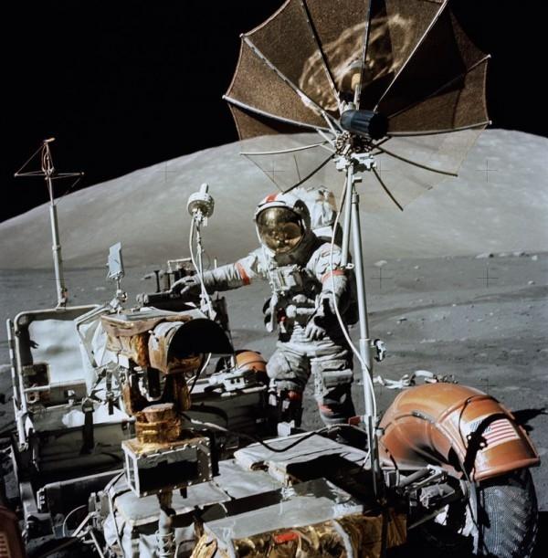 Apollo 17_13 Dec. 1972 - Gene Cernan