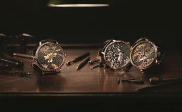 台北101 BLANCPAIN形象店7/10-7/15日舉辦 2015新款頂級腕錶展