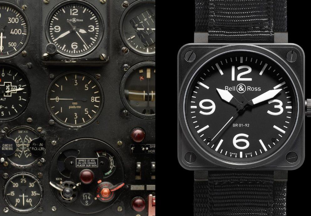 慶祝標誌性錶款BR 01面世十周年,Bell & Ross 推出BR 01 10th Anniversary限量版腕錶