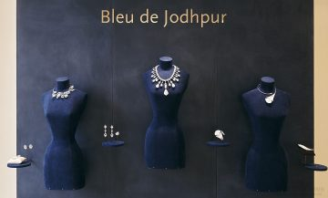 Boucheron創作全新篇章:Bleu de Jodhpur系列 2015 年全新高級珠寶