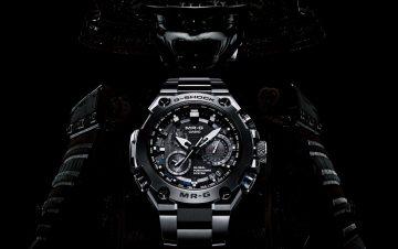 CASIO G-SHOCK旗艦版傑作──全新MR-G腕錶品味登台