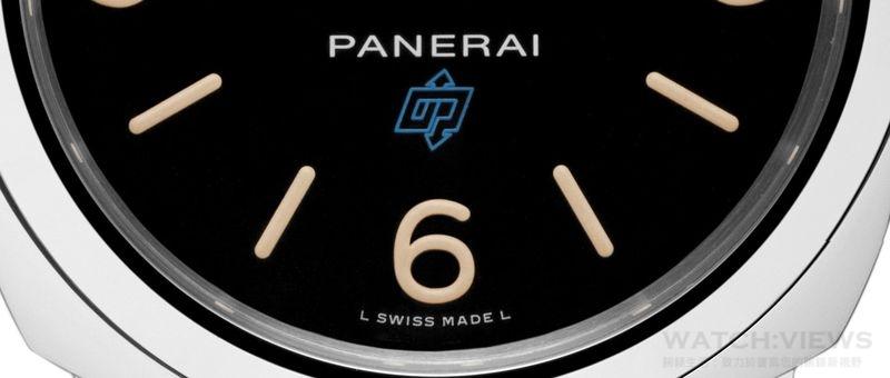沛納海為錶迷社群Paneristi成立15周年  推出特別紀念錶Luminor Base Logo Acciaio PAM00634