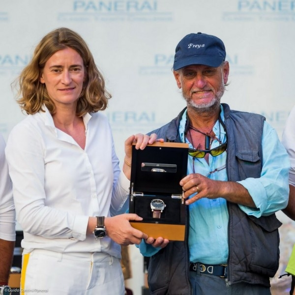 Antibes, France, 7 June 2015 Panerai Classic Yacht Challenge 2015 Voiles D'Antibes 2015 Freya Ph: Guido Cantini /Sea&See.com