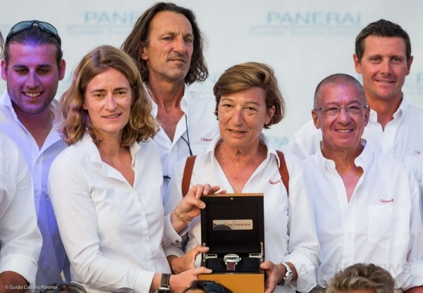Antibes, France, 7 June 2015 Panerai Classic Yacht Challenge 2015 Voiles D'Antibes 2015 Cinook Ph: Guido Cantini /Sea&See.com