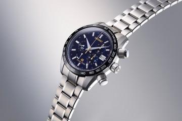 精工推出Grand Seiko 55週年紀念腕錶Grand Seiko Spring Drive Chronograph GMT SBGC013