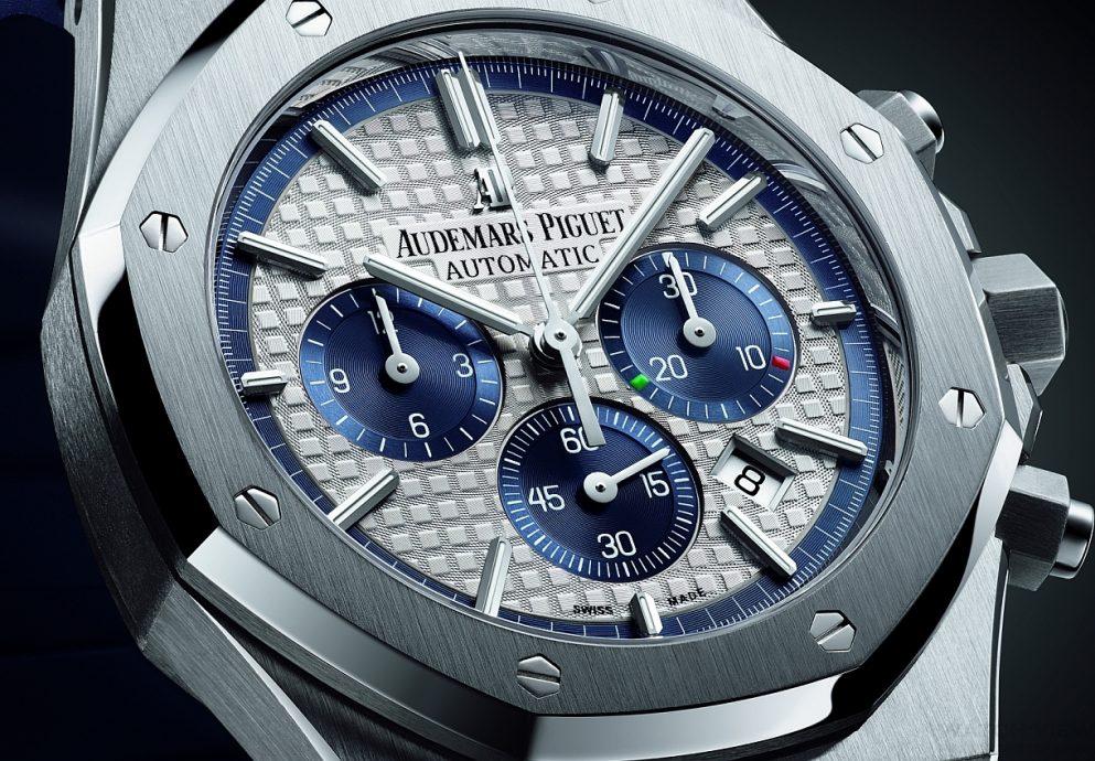 向義大利和米蘭致敬:愛彼皇家橡樹義大利之光限量計時碼錶