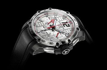 專為摩納哥肌肉萎縮症防治協會設計的獨一腕錶傑作:蕭邦Superfast Chrono Porsche 919 Only Watch 2015腕錶