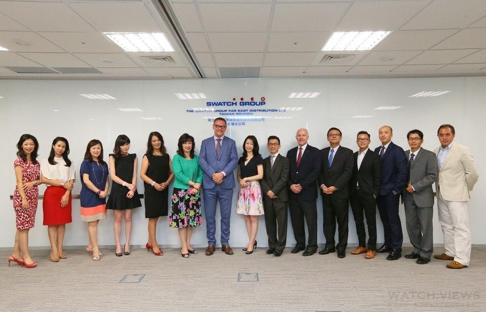 新氣象、新格局:斯沃琪瑞表Swatch Group台灣分公司喬遷南港