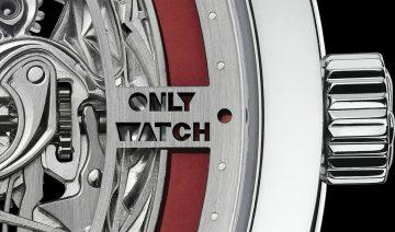 當鏤雕演化為雕塑:江詩丹頓為Only Watch 2015呈獻Métiers d'Art藝術大師 Mécaniques Ajourées