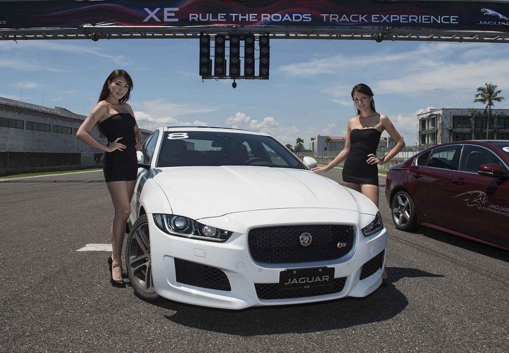 199萬起擁豹主宰: NEW JAGUAR XE全鋁合金車體結構四門跑車同級距最佳操控性能
