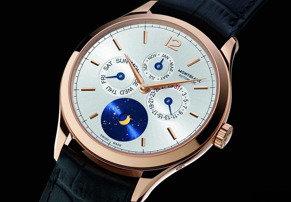 萬寶龍Heritage Chronométrie系列兩地時間腕錶、年曆以及全曆腕錶Vasco da Gama限量款