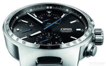 方程式認證:Oris推出靈感來自Williams F1的全新賽車系列腕錶