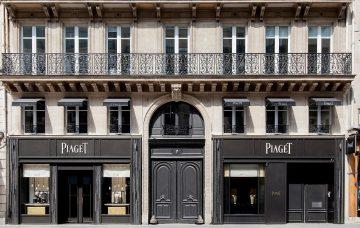 伯爵全球高級珠寶旗艦店 落址巴黎和平路7號,亦發表Piaget Mediterranean Garden地中海花園高級珠寶系列