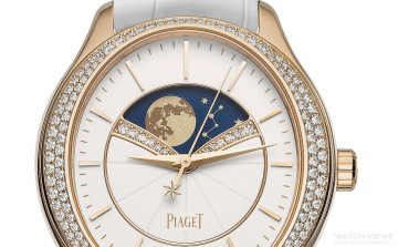 [2015 W&W] Piaget推出Emperador Coussin XL Lune Astronomique與Limelight Stella
