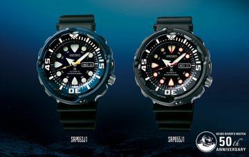 歡慶精工卓越工藝50年,敦文運動錶專賣店舉辦Seiko潛水腕錶50週年特展