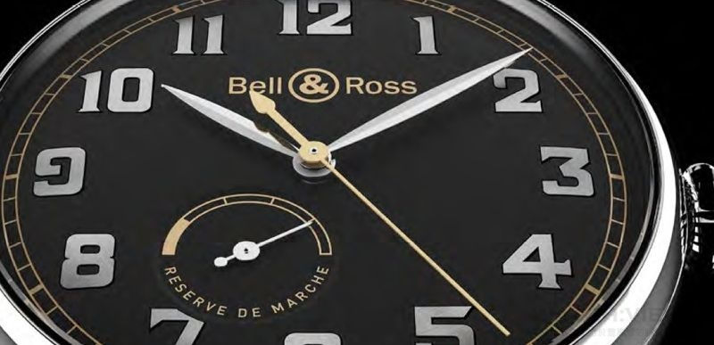 Bell & Ross WW1-97 Heritage超越時空回溯懷錶時光 向正統軍規錶的歷史致敬!