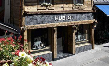 宇舶錶攀向世界高峰:HUBLOT瑞士策馬特專賣店開幕,推出Big Bang Zermatt 限量腕錶