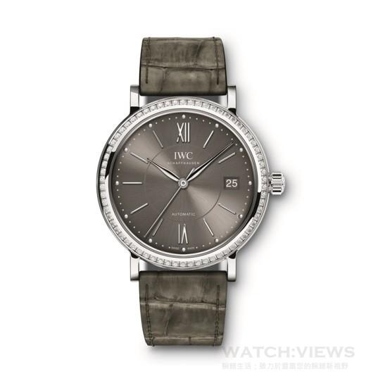 錶殼直徑37毫米的柏濤菲諾自動腕錶37尤其適合較為纖細的手腕
