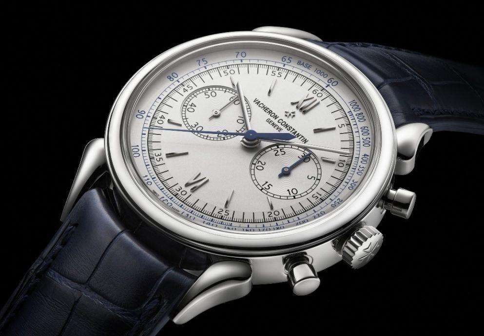 [2015 W&W] 大膽創新和精密技術工藝演繹傳奇計時錶款:江詩丹頓Historiques Cornes de vache 1955