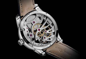 解讀時間奧秘──Ulysse Nardin雅典錶自製機芯頂級複雜腕錶