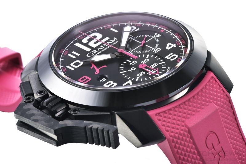 GRAHAM「以愛之名」聯名腕錶 台灣限定版 全球限量25只