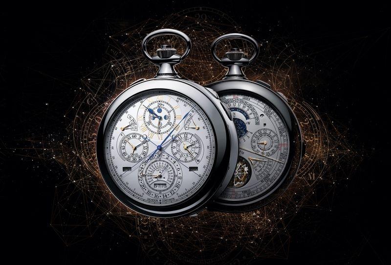 江詩丹頓260週年巨獻:極致工藝打造製錶史上最精巧複雜的時計Reference 57260