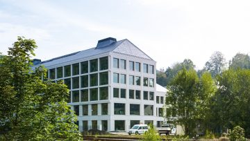 A. Lange & Söhne朗格全新錶廠大樓正式啟用,德國總理梅克爾親臨剪綵