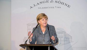 分享德國總理梅克爾Angela Merkel為朗格新建大樓揭幕之演講稿