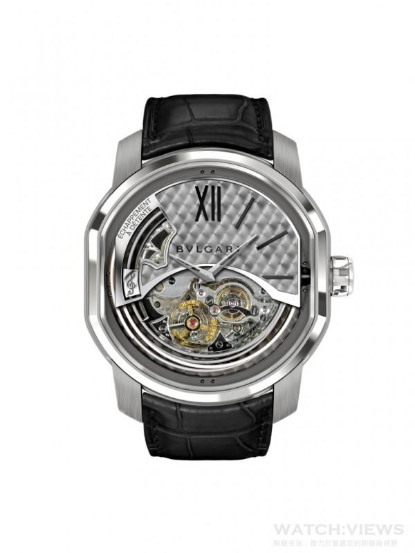 Daniel Roth L'Ammiraglio del Tempo海上雄鷹四鎚三問報時大複雜腕錶,約NT$10,970,000。