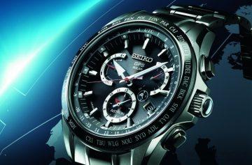 世界第一只「地球」概念GPS限量腕錶誕生,Astron 新一代腕錶8X系列顛覆腕錶新境界