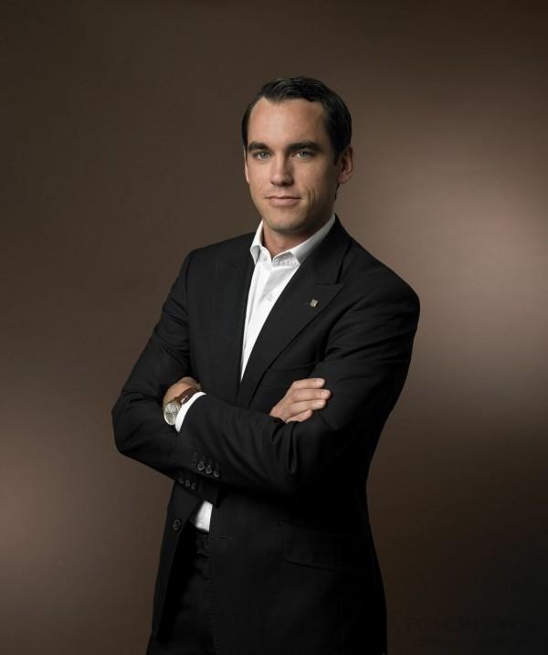 H. Moser & Cie 總裁Edouard Meylan