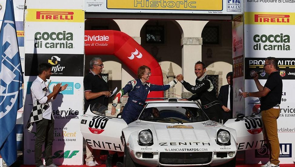 Éric Comas與Zenith El Primero Stratos車隊奪下2015年義大利古董車拉力賽冠軍