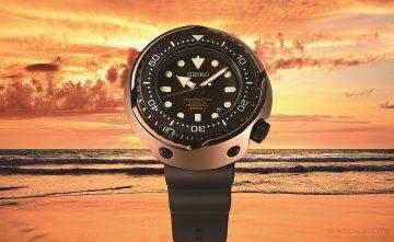 跨越世紀的日系潛水錶傳奇:SEIKO Prospex腕錶50周年,Prospex Marinemaster專業運動潛水錶再造經典