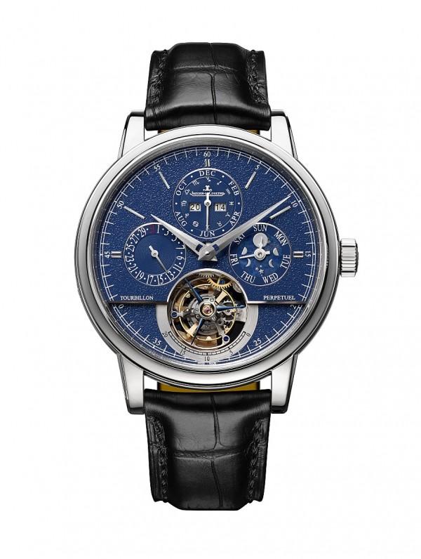 積家Master Grande Tradition Tourbillon Cylindrique a Quantieme Perpetuel 超卓傳統萬年曆圓柱游絲陀飛輪大師系列腕錶,Q5043580,建議售價NT$4,280,000-1