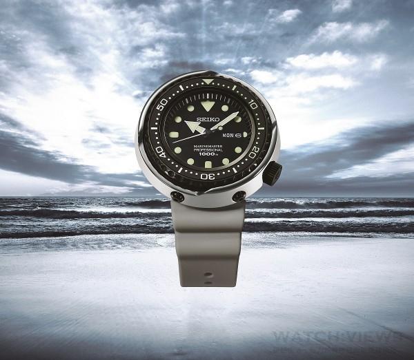 SEIKO 潛水錶50周年限量款Platinum Ocean