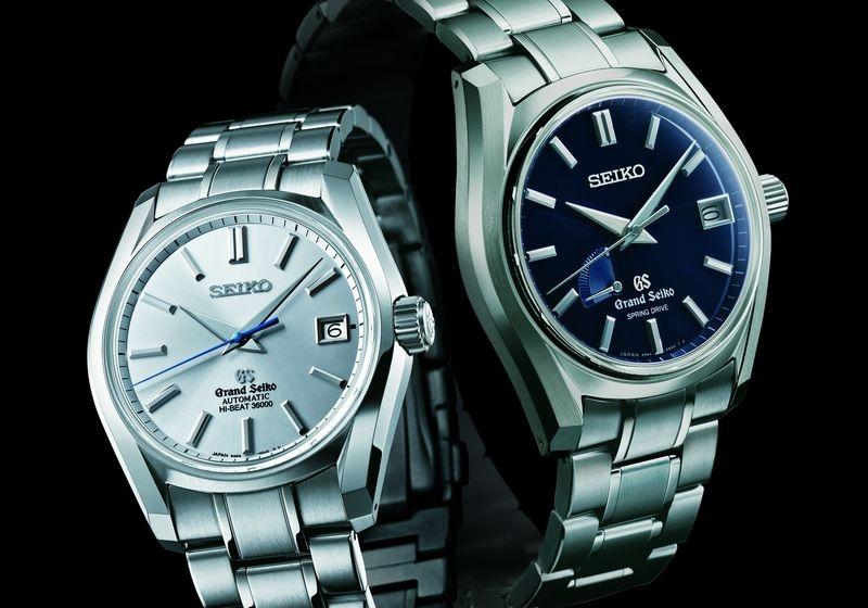 Grand Seiko 歷史錶款 優雅的經典復古風