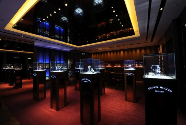 Franck Muller於9月14至18日假香港銅鑼灣Maison Franck Muller盛大舉行WPHH高級鐘錶展